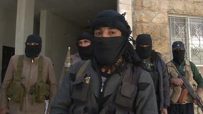 De jihadisten die vechten tegen het regime van Assad