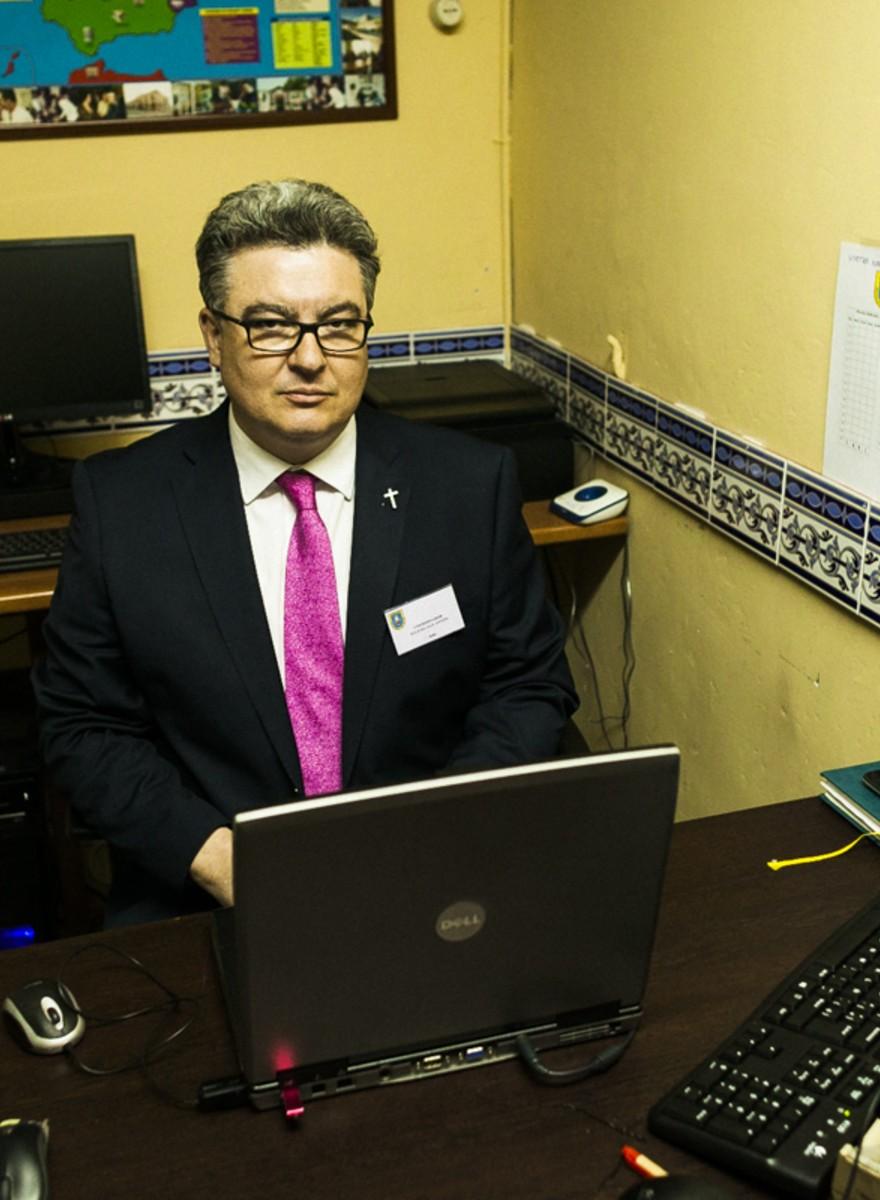 La iglesia moderna de Madrid: Wifi y abierta 24 horas