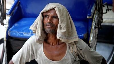Honderden mensen zijn al gestorven door een extreme hittegolf in India