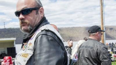 Een ritje met de oudste motorclub voor homoseksuele mannen