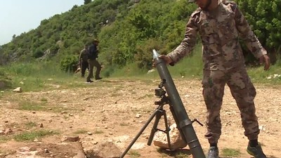 Jihadistas vs. regime de Assad: o avanço dos rebeldes sírios