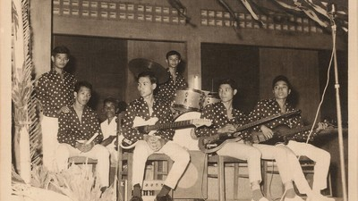 'Don't Think I've Forgotten' Documents the Cambodian Rock Scene, Pre–Khmer Rouge