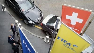 Siete directivos de la FIFA fueron detenidos en Suiza por presunta corrupción