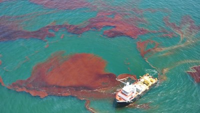 Biloxi's Crude Deal: Oil Spill Reparations are Funding a Baseball Stadium in Mississippi
