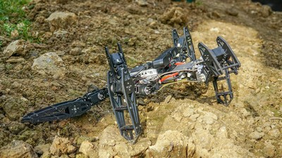 """Dieser Roboter """"repariert"""" sich innerhalb von 60 Sekunden selbst"""