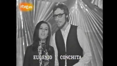 Yo tampoco sabía que Eugenio hacía folk ñoño con su mujer y casi va a Eurovisión