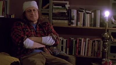 Hier ist der erste Trailer von 'The End of the Tour', in dem Jason Segel David Foster Wallace spielt