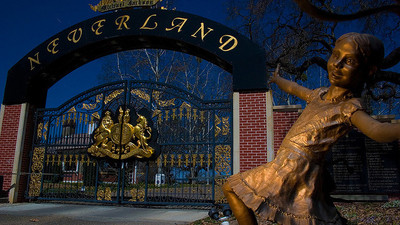 You Can Buy Neverland Ranch for $100 Million, but the Amusement Rides and Elephants Are Gone