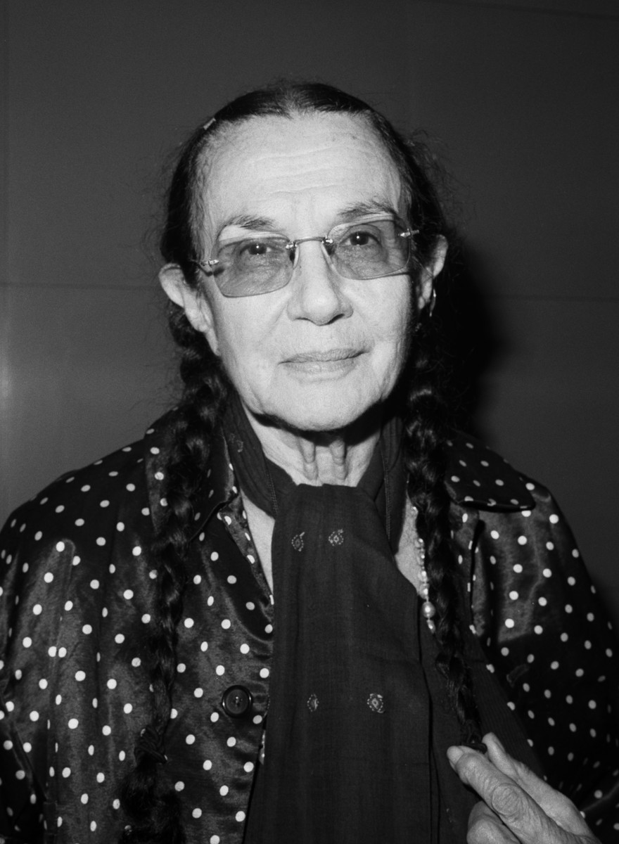 DEP a la legendaria fotógrafa Mary Ellen Mark