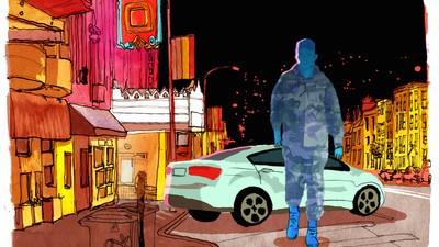 My Life Driving Uber as an Iraq War Veteran with PTSD