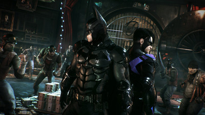 Hands-On with the 'Ultimate Batman Simulator' of 'Arkham Knight'