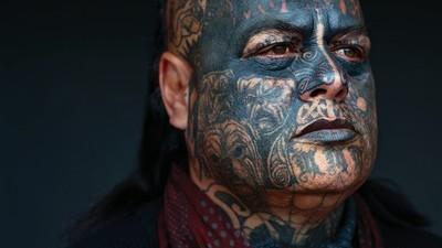 Fotky největšího novozélandského motorkářského gangu, které vám nedají spát