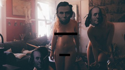 VICE Exclusive: Look at a Bunch of Naked American Presidents in Pocket Hercules's NSFW Music Video