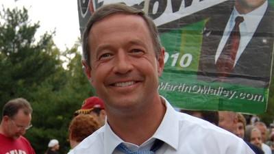 Meet Martin O'Malley, the Luckiest Man in American Politics