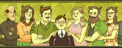 Я вырос в полиаморной семье