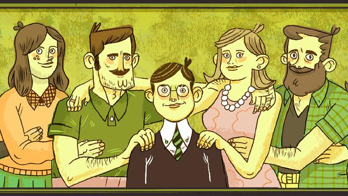 ​I Grew Up in a Polyamorous Household
