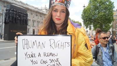 Asking London's Human Rights Act Campaigners About Their Favorite Human Rights