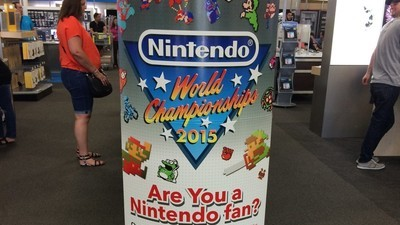 Mario Meets Miami at the Nintendo World Championship Qualifiers