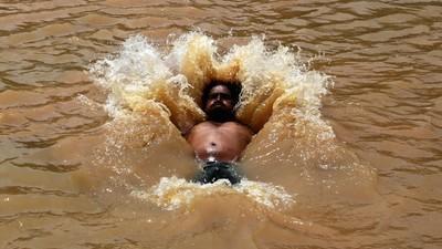 Smrtonosná indická vlna veder