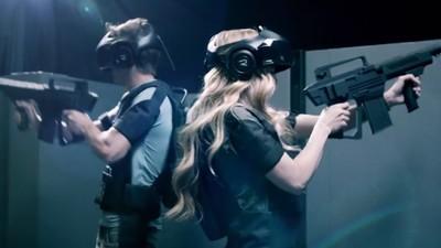 THE VOID ist der erste Virtual-Reality-Freizeitpark der Welt