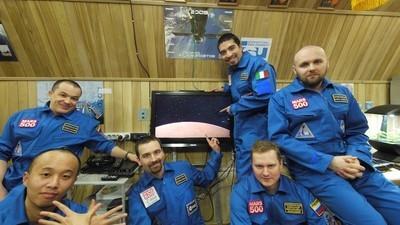 Six hommes ont passé 520 jours enfermés dans une capsule pour voir si on pouvait vivre sur Mars