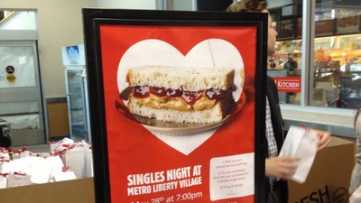 I Went to an Awkward Singles Night at a Toronto Grocery Store