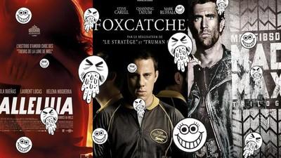 Foxcatcher est le seul DVD que vous devriez éviter à tout prix ce mois-ci