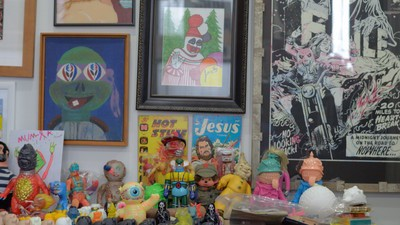 Greg Mishka Has the Craziest Toy Collection in the Entire Universe