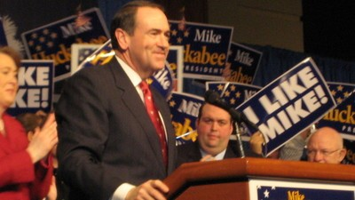 Mike Huckabee Wishes He'd Pretended to Be Trans So He Could Have Showered with Girls in Gym Class