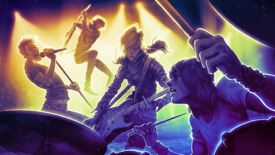 'Rock Band 4' Promises To Be Much More Than a New-Gen Encore