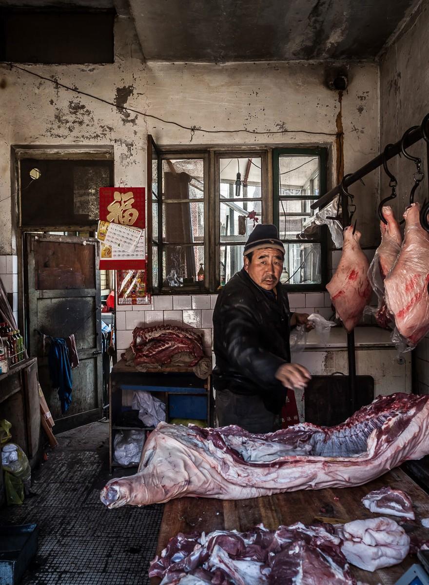 """""""Chinese Workers"""" retrata a los trabajadores chinos del siglo XXI"""
