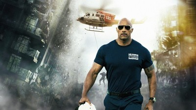 ​Dwayne Johnson Is Here to Save California, Our Summer Movies and All of Us