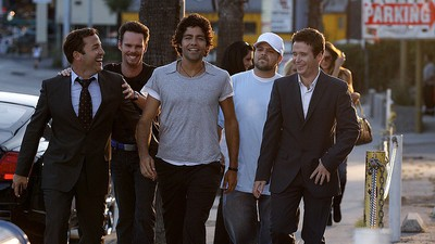 Male Friendship Is the Ultimate Fantasy: The Existential Mind Games of 'Entourage'