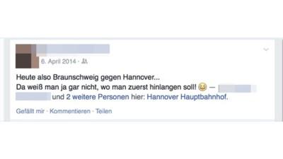 """""""Gummigeschosse und drauf"""" – Bundespolizisten hetzen auf Facebook"""