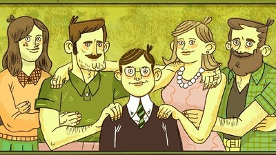 Ich bin in einer Polyamorie-Familie aufgewachsen