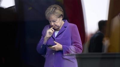 Angela Merkels Instagram-Account wird von russischen Nationalisten überlaufen