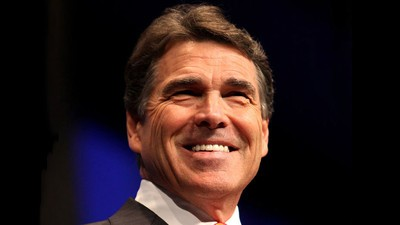Rick Perry Is Running for President, So Help Him God
