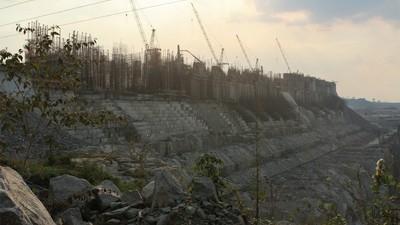 Der Damm und die Dürre: Der drittgrößte Staudamm der Welt und seine Folgen