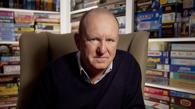 Game Industry Legend Ian Livingstone Talks About Creating Lara Croft and Why Video Games Are Good for Kids