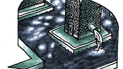 Mit leuchtenden Tampons gegen die Wasserverschmutzung
