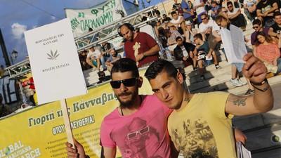 Wir haben die Lösung für die Griechenland-Krise: Gras legalisieren