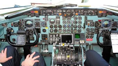 Ik vroeg een piloot of ik een vliegtuig zou kunnen landen in geval van nood