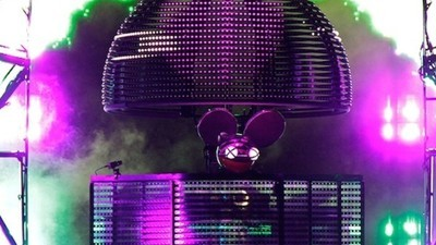 Deadmau5's 'Thunderdome' Launch at Governors Ball 2015 Was Almost a Total Bonerkill