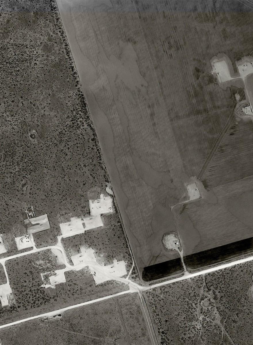 Fotografías del gran supermercado del petróleo en Argentina