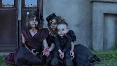 Fotografiile astea cu zombi o să-ți bântuie visele