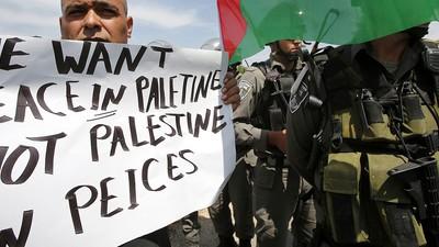 Als Israël en Palestina stoppen met oorlog voeren kan ze dat miljarden opleveren