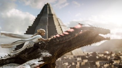 How 'Game of Thrones' Built Its Biggest Dragon