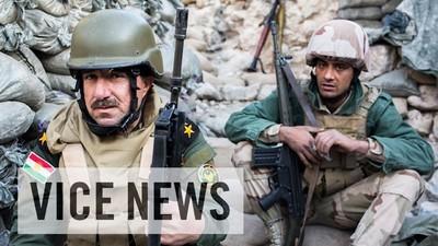 Cesta do Mosulu: Obklíčeni Islámským státem