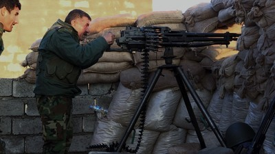Cutting The Islamic State's Supply Lines: The Road To Mosul (Part 3)
