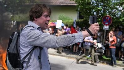 Der teuerste Heimatfilm aller Zeiten: Die G7 in Oberbayern